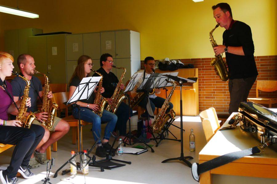 Rappershausen 2019 – Saxophone